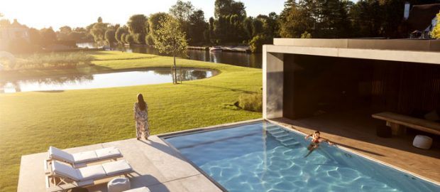 Residence VDB – Concrete Volume that is Functional and Dynamic