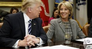 Education Secretary DeVos pledges support for magnet schools